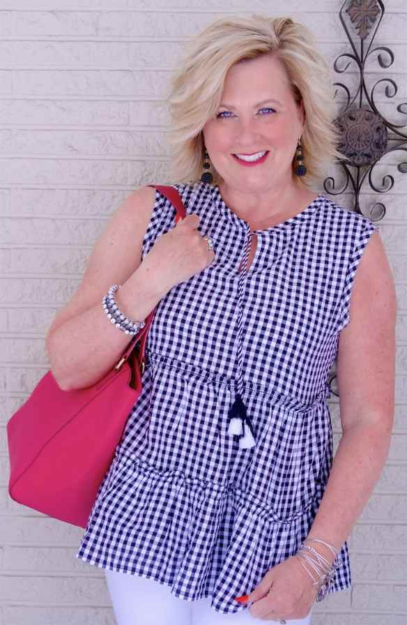 50 IS NOT OLD | CUTE AND FLIRTY | FASHION OVER 40