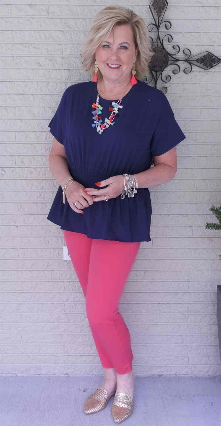 50 IS NOT OLD | BRIGHT AND FESTIVE ACCESSORIES | FASHION OVER 40