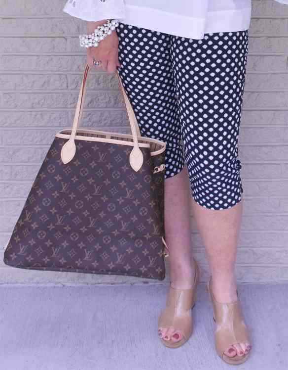 50 IS NOT OLD | THE NEVERFULL HANDBAG | FASHION OVER 40