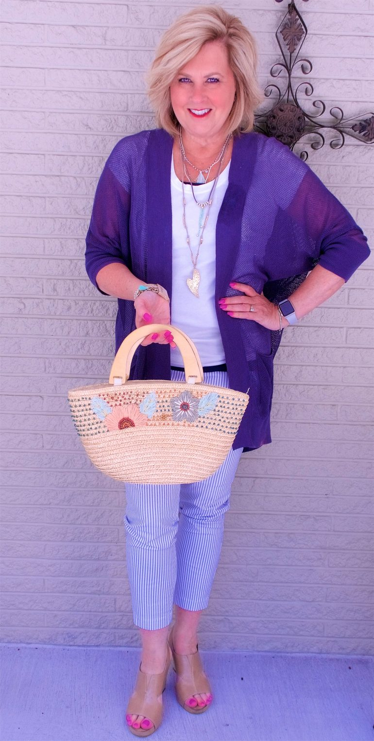 50 IS NOT OLD | DRESSING FROM YOUR CLOSET | FASHION OVER 40