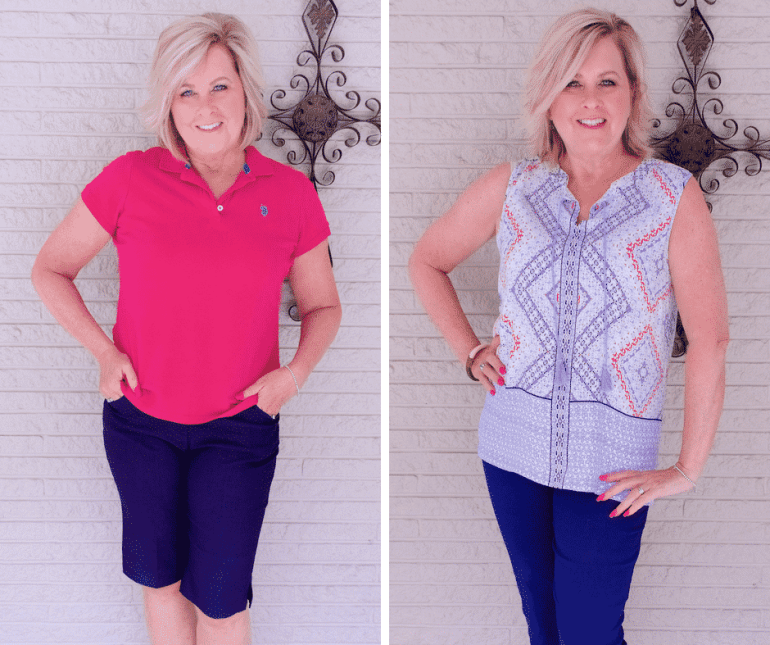 50 IS NOT OLD | WEEKEND CASUAL OUTFIT | FASHION OVER 40