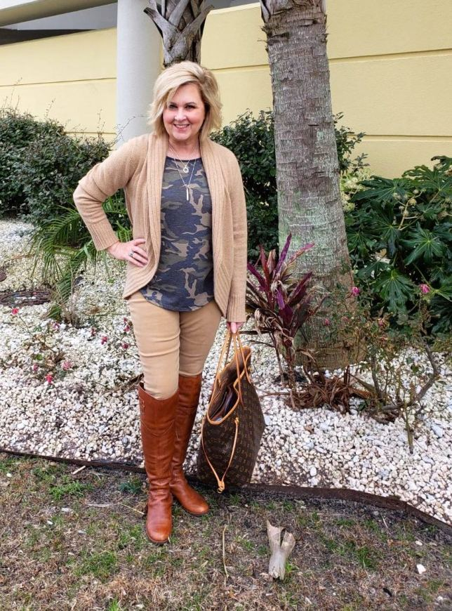 50 IS NOT OLD | WEARING BOOTS ON THE BEACH | FASHION OVER 40