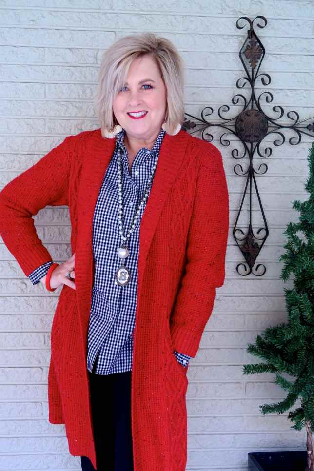 50 IS NOT OLD | CLOTHING THAT SERVES MORE THAN ONE PURPOSE | FASHION OVER 40