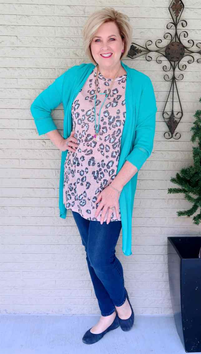 50 IS NOT OLD | GETTING READY FOR SPRING WITH BRIGHT COLORS | FASHION OVER 40