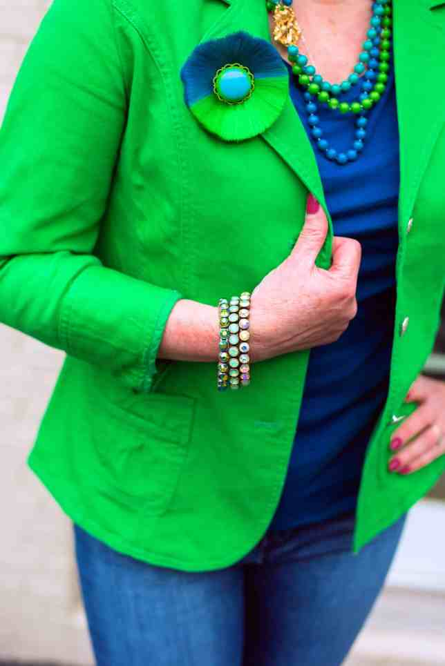 50 IS NOT OLD | HAPPY ST.PATRICK'S DAY EVE | FASHION OVER 40