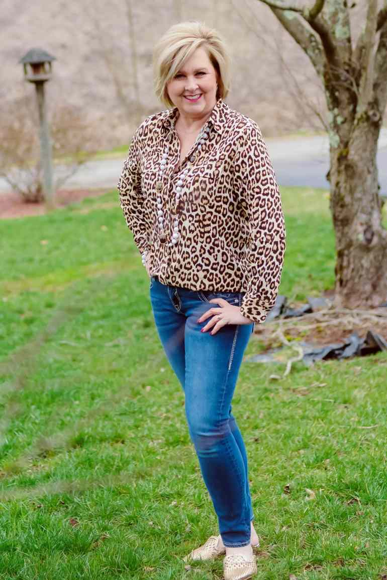 50 IS NOT OLD   I AM FEELING A LITTLE CATTY   FASHION OVER 40