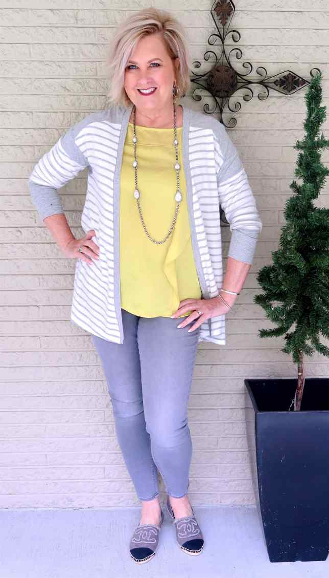 50 IS NOT OLD | WOULD YOU WEAR THE NEON TREND | FASHION OVER 40