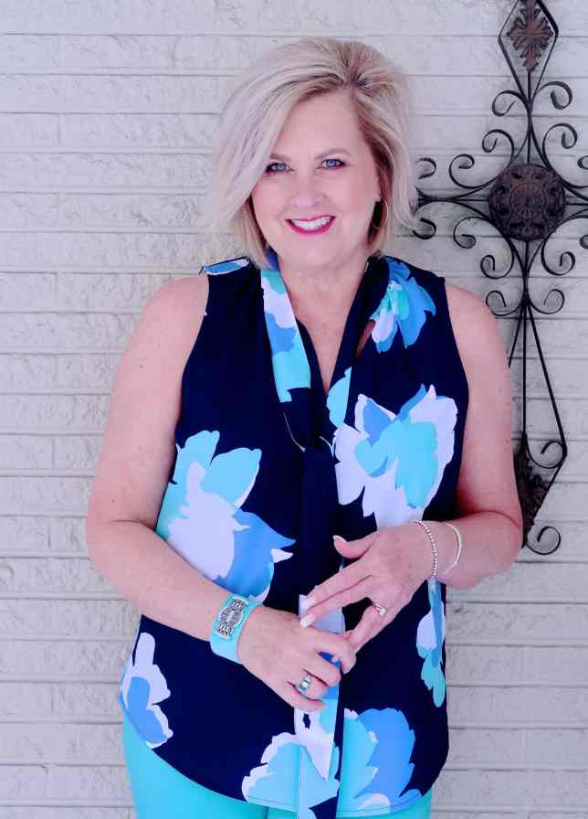 50 IS NOT OLD | HOW TO HAVE A COHESIVE WARDROBE | FASHION OVER 40