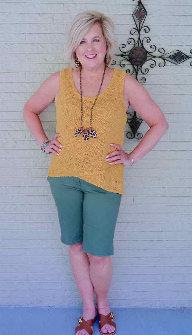 50 IS NOT OLD | THE LAST DAYS OF SUMMER | FASHION OVER 40
