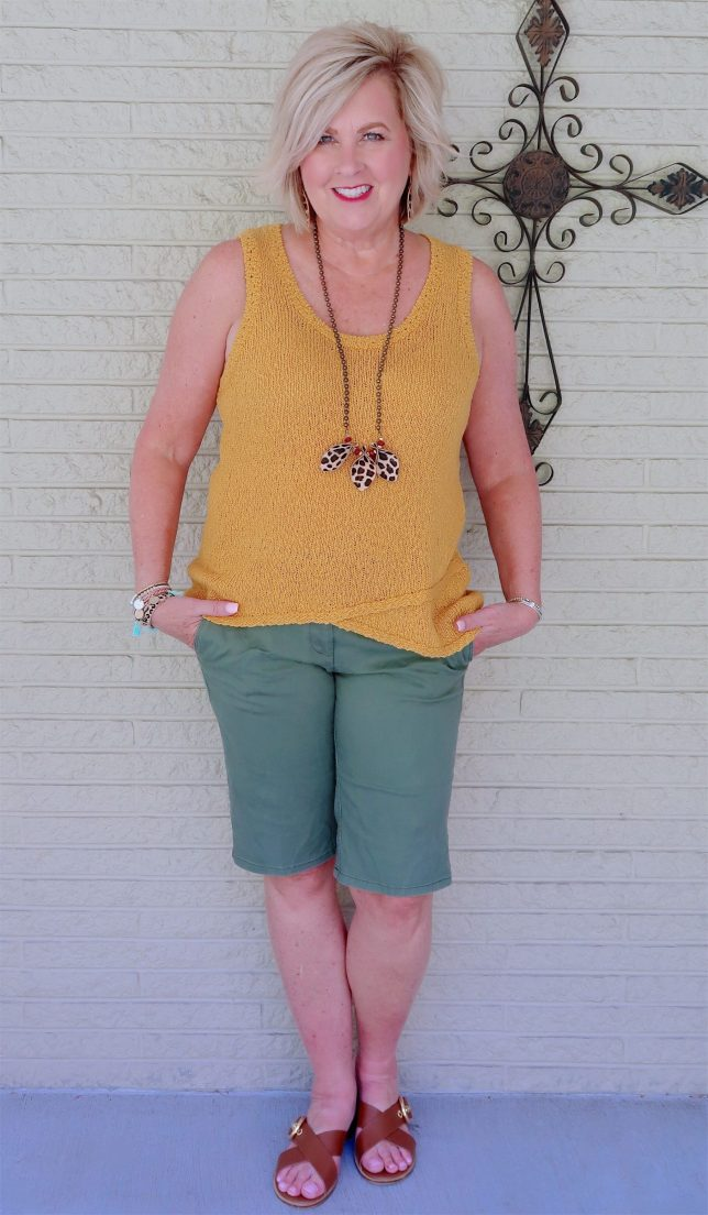 50 IS NOT OLD   THE LAST DAYS OF SUMMER   FASHION OVER 40