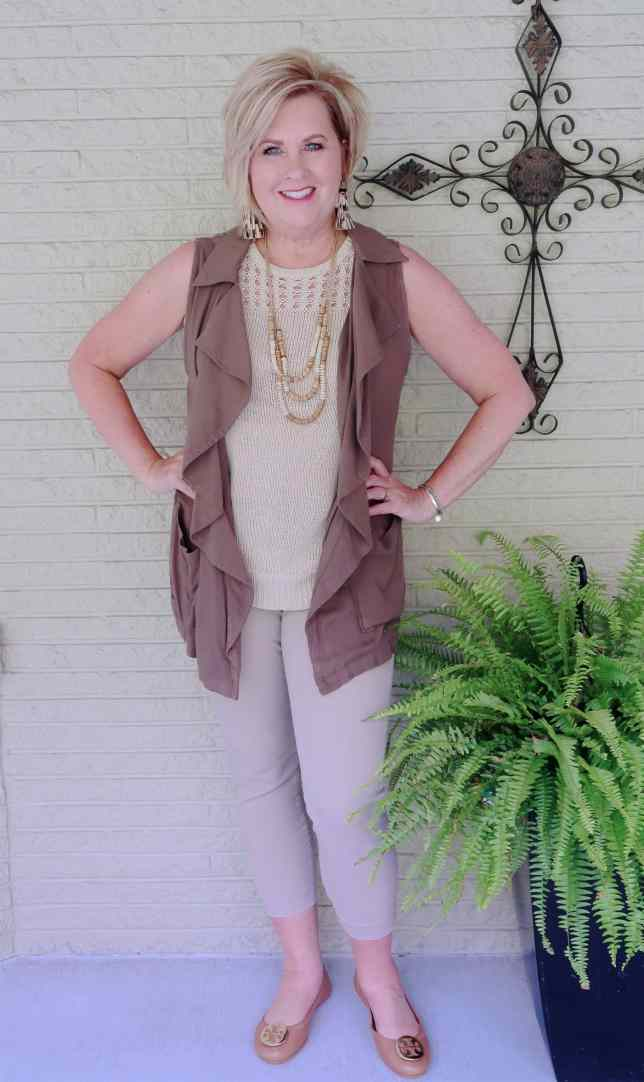 50 IS NOT OLD | NEUTRAL FOR FALL | FASHION OVER 40