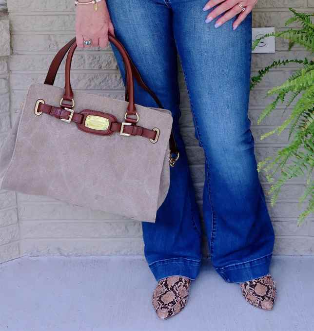 50 IS NOT OLD | TRANSITIONING INTO FALL THE EASY WAY | FASHION OVER 40