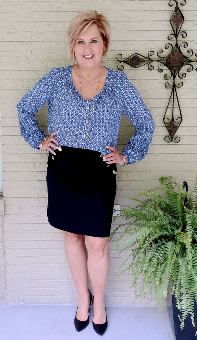 50 IS NOT OLD | PROFESSIONAL AND OFFICE ATTIRE | FASHION OVER 40