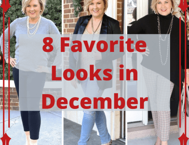 Fashion Blogger 50 Is Not Old styles 8 different outfits