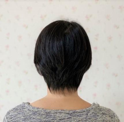 クリームシャンプーを使った後の髪質