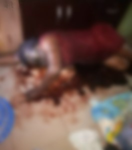 Husband stabs pregnant wife to death, denies the allegation husband wife stabbed pregnant - 1585488541489 1 264x300 - Husband stabbed pregnant wife to death, denies the allegation