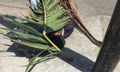 badagry roundabout - D74E83A3 8713 4C7B B027 369A36C59DAC scaled - BREAKING NEWS: Panic As Man Drops Dead While Walking In Badagry, Lagos