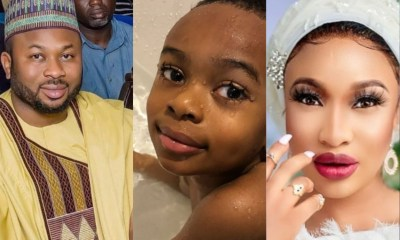 """""""I pray for all fathers in the world that you child will not be used as a tool of jealousy""""- Tonto Dikeh ex husband Olakunle Churchill prays """"i pray for all the fathers in the world that you child will not be used as a tool of jealousy""""- tonto dikeh ex husband olakunle churchill prays - 20200622 111727 1592821148940 - """"I pray for all the fathers in the world that you child will not be used as a tool of jealousy""""- Tonto Dikeh ex husband Olakunle Churchill prays"""
