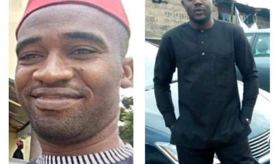 Photo of the two DSS operatives killed with cudgel by IPOB members photo - IMG 20200824 194637 - Photo: The two DSS Officers killed with cudgel by IPOB members yesterday