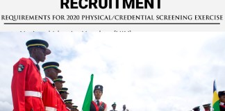 Date and Venues For The Nigeria Police 2020 Recruitment Physical Screening Exercise