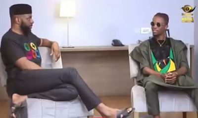 bbnaija: read the brief of laycon's interview with ebuka, what he said about erica and others - 20200929 145620 - Bbnaija: Read the brief of Laycon's interview with Ebuka, what he said about Erica and others