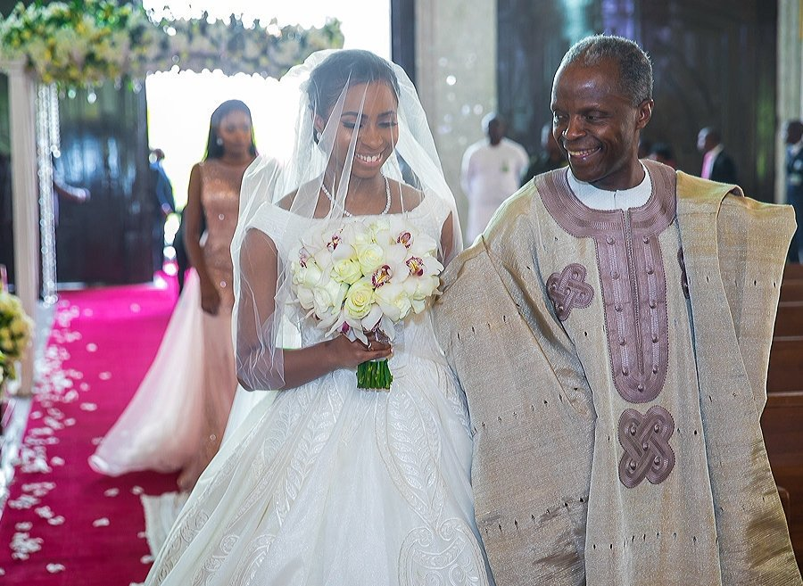 Osinbajo's Daughter Gives Birth to a Bouncing Boy, Look at How VP Reacted to the Good News - IMG 20200921 170113 - Osinbajo's Daughter Gives Birth to a Bouncing Boy, Look at How VP Reacted to the Good News