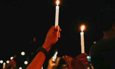 #endsars nigerians hold a candle night service for victims killed by sars (photos+ pictures) - 1602927028355923 1 - Nigerians Hold A Candle Night Service For Victims Killed By SARs (Videos+Pictures)