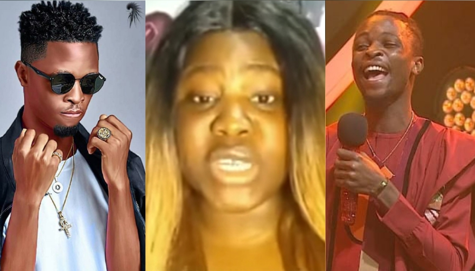 Lady claims to be pregnant for BBNaija winner Laycon (Video) lady claims to be pregnant for bbnaija winner laycon (video) Lady claims to be pregnant for BBNaija winner Laycon (Video) 20201001 095249 1601542440132