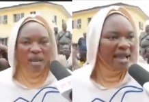 """They said I burnt police station, I didn't do anything""- Mother of four arrested alongside other women cries out"