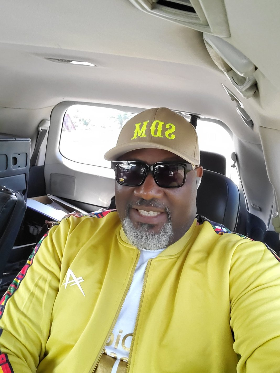 Dino Melaye storm Ondo State for Jegede in made in Nigeria jogger photos Photos: Dino Melaye storm Ondo State for Jegede in made in Nigeria jogger IMG 20201008 162055