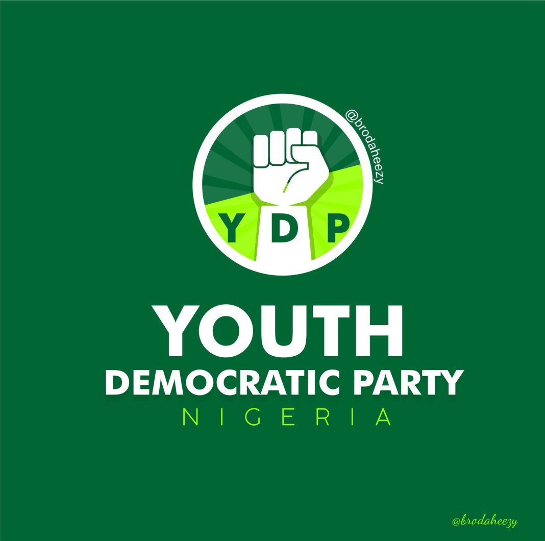 Youth Democratic Party: Nigerian Youths creates New Political party. Youth Democratic Party: Nigerian Youths creates New Political party. IMG 20201014 081920