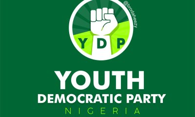 Youth Democratic Party: Nigerian Youths creates New Political party. - IMG 20201014 081920 - Youth Democratic Party: Nigerian Youths creates New Political party.