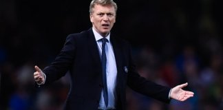 David Moyes still in search of first managerial win at Anfield