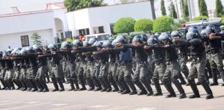 Nigeria Police SWAT Unit Begin Training, Without Any Recruitment Exercise