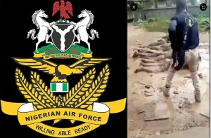 Nigeria Airforce Arrest Officers Who Flogged Curfew Defaulters in Ilehsa nigeria airforce - nigeria airforce 300x197 - Nigeria Airforce Arrest Personnel Who Flogged Curfew Defaulters in Ilehsa nigeria airforce - nigeria airforce - Nigeria Airforce Arrest Personnel Who Flogged Curfew Defaulters in Ilehsa