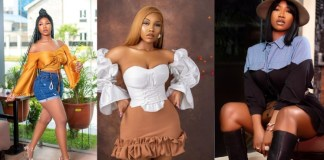 """""""If you are not suffering right now in Nigeria, I don't know how you are doing it""""- Reality star Tacha cries out over high cost of living"""