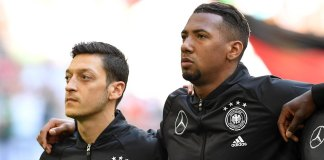 Ozil advice Joachim low to bring back Jerome Boateng into the national team