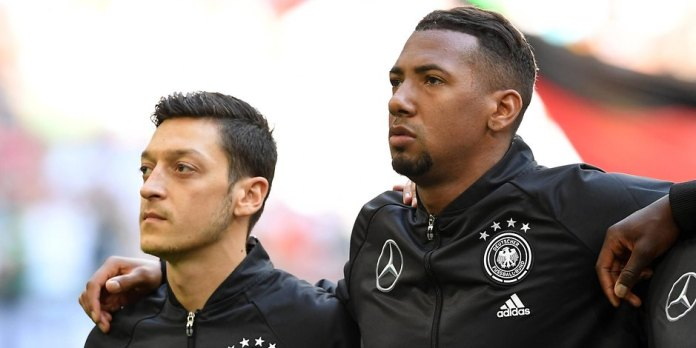 Ozil advice Joachim low to bring back Jerome Boateng into the national team football - 20201118 074348 - Football: Ozil advice Low,Germany on what to do to avoid future humiliating defeats