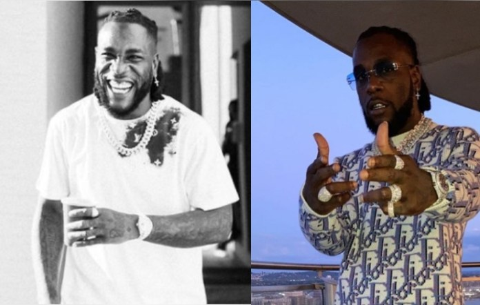 """quality over hype""- burna boy says as he shades his fellow colleagues - 20201126 071102 1606371179593 - ""Quality over hype""- Burna Boy says as he shades his fellow colleagues"