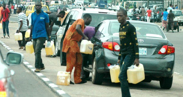 Petrol scarcity petrol - Petrol scarcity - Petrol scarcity looms as oil workers down tools Nationwide