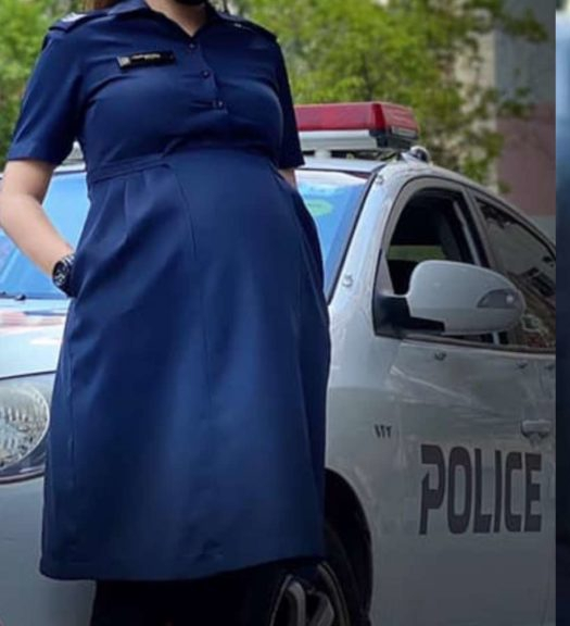 2 police officers sacked for impregnating 15 female trainees - preg 1 - 2 Police Officers Sacked For Impregnating 15 Female Trainees