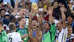 """Mesut Ozil celebrating world cup win with other germans football - 20201208 074341 300x169 - Football:"""" You are not a fan of World Champions""""-Ozil banters Piers Morgan football - 20201208 074341 - Football:"""" You are not a fan of World Champions""""-Ozil banters Piers Morgan"""