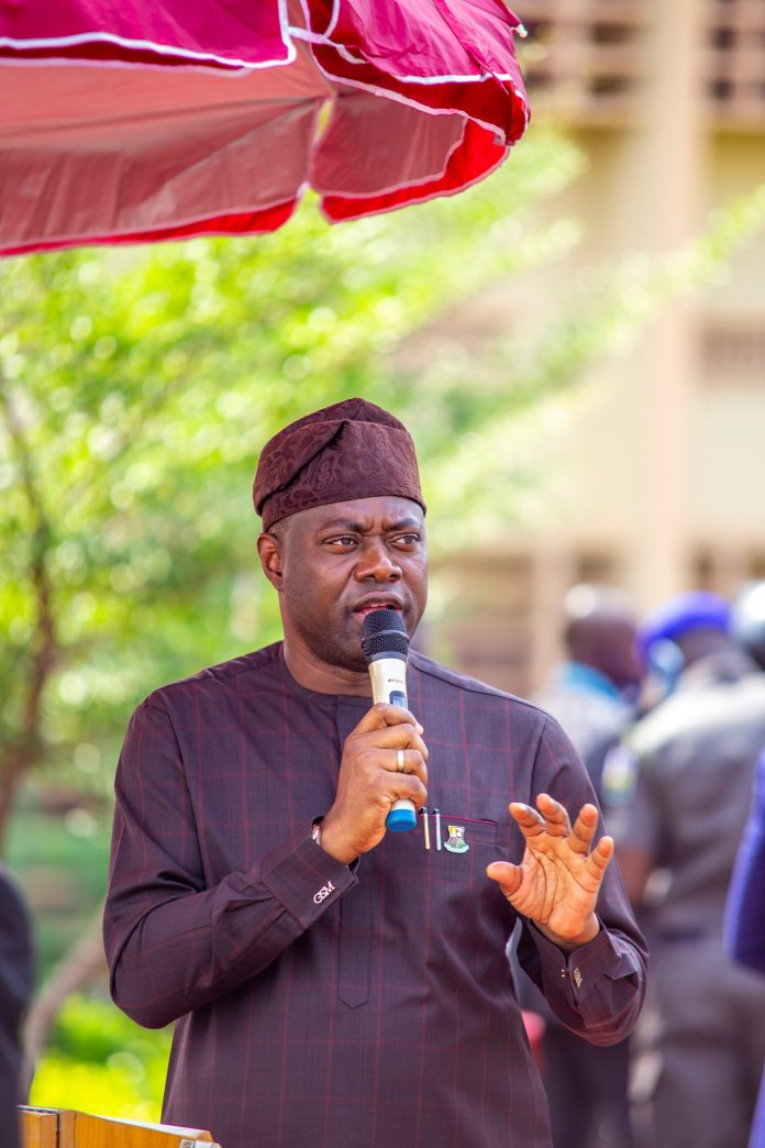 Segi Makinde dents Tinubu Presidential ambition  - 20201216 090913 - Sunday Igboho: Governor Makinde Gives New Update After Meeting With CP Ngozi & Other Stakeholders