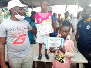 5-year-old Doris Odeyemi got scholarship and N20,000 for participating in the Attacker Marathon Race sports - IMG 20201228 WA0149 300x225 - Sports: Reps Deputy Minority, Adekoya, to sponsor 5-year-old athlete's education, gives N20,000 cash reward sports - IMG 20201228 WA0149 - Sports: Reps Deputy Minority, Adekoya, to sponsor 5-year-old athlete's education, gives N20,000 cash reward