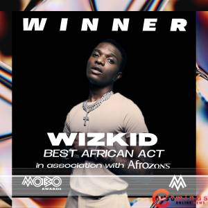 Mobo Awards 2020: Wizkid Breaks Record After Winning The Best African Act wizkid - IMG 20201209 211108 300x300 - Mobo Awards 2020: Wizkid Breaks Record After Winning The Best African Act wizkid - IMG 20201209 211108 - Mobo Awards 2020: Wizkid Breaks Record After Winning The Best African Act