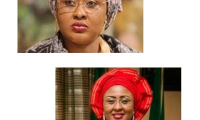 where is the nigerian first lady? - Image 20201218203518946 - Where Is The Nigerian First Lady?