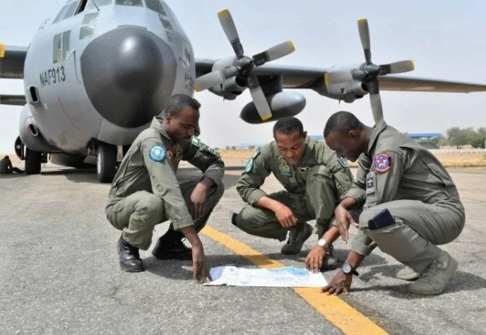 nigeria airforce - Is Nigeria selling MIG 21 jets C 130 Hercules 4 - Nigeria Airforce Is Selling Off Its MIG-21 Fighter Jets; See Prove