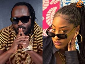 Tems Reveals How BebeCool Got Them Arrested In Uganda tems - Tems and Bebe Cool 300x225 1 - Tems Reveals How BebeCool Got Them Arrested In Uganda tems - Tems and Bebe Cool 300x225 1 - Tems Reveals How BebeCool Got Them Arrested In Uganda
