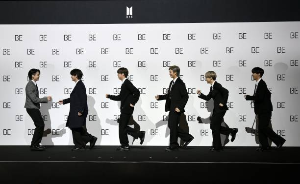 bts - gettyimages 1229687968 612x612 1 - South Korea's New Law Exempts BTS To A Certain Point
