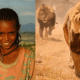 meet the 12-year-old girl that was rescued and protected from her abductors by lions - girl - Meet the 12-year-old girl that was rescued and protected from her abductors by lions